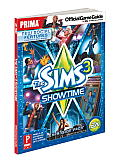 The Sims 3 Showtime (Prima Official Game Guides) Cover
