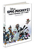 Disney Epic Mickey 2: The Power of Two Collector's Edition: Prima Official Game Guide Cover