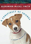 A Conspiracy of Friends: A Corduroy Mansions Novel (3) Cover