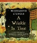 A Wrinkle in Time (Madeleine L'Engle's Time Quintet) Cover