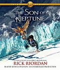 The Heroes of Olympus, Book Two: The Son of Neptune (Heroes of Olympus) Cover