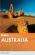 Fodors Australia 21st Edition