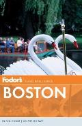 Fodor's Boston [With Map] (Fodor's Boston) Cover