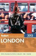 Fodors London 2013