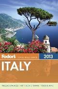 Fodors Italy 2013