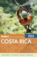 Fodor's Costa Rica (Fodor's Costa Rica) Cover