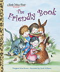The Friendly Book (Little Golden Book) Cover