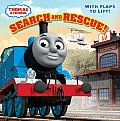 Search and Rescue! (Thomas & Friends) (Pictureback) Cover