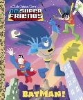 Batman DC Super Friends