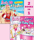 Barbie I Can Be a Pastry Chef/I Can Be a Lifeguard (Barbie) Cover