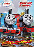 Thomas & Friends: Full Steam Ahead! Cover