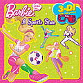 A Sports Star [With 3-D Glasses] (Barbie I Can Be...) Cover