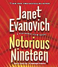 Notorious Nineteen (Stephanie Plum Novels) Cover