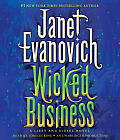Wicked Business (Lizzy and Diesel Novels) Cover