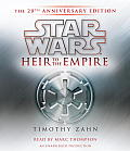 Heir to the Empire: The 20th Anniversary Edition (Star Wars) Cover