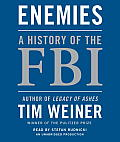 Enemies: A History of the FBI Cover