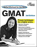 Verbal Workout for the New GMAT, 3rd Edition: Revised and Updated for the New GMAT Cover
