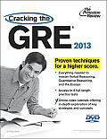 Cracking the GRE with DVD 2013 Edition