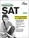 Cracking the SAT 2013 Edition