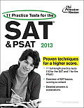11 Practice Tests for the SAT & PSAT 2013 Edition