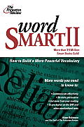 Word Smart II, 3rd Edition Cover