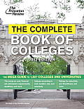 Princeton Review: Complete Book of Colleges #13: The Complete Book of Colleges