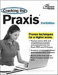 Princeton Review: Cracking the Praxis