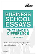 Business School Essays That Made a Difference 5th Edition
