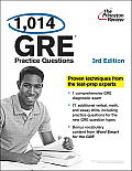 1014 GRE Practice Questions 3rd...