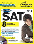 Cracking the SAT with DVD 2014 Edition