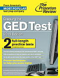 The Princeton Review Cracking the GED Test 2015