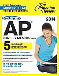 Cracking the AP Calculus AB & BC Exams 2014 Edition