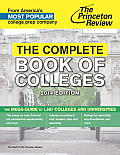 The Complete Book of Colleges (Princeton Review)