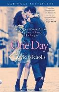One Day (Random House Movie Tie-In Books) Cover