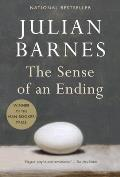The Sense of an Ending (Vintage International) Cover