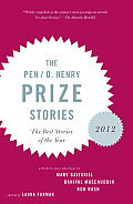 The Pen/O. Henry Prize Stories 2012 (Pen / O. Henry Prize Stories) Cover