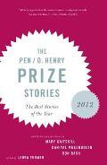 Pen O Henry Prize Stories 2012