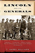 Lincoln and His Generals Cover