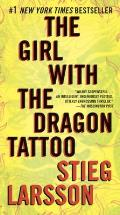 The Girl with the Dragon Tattoo (Vintage Crime/Black Lizard) Cover