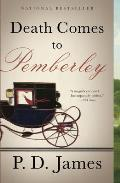 Death Comes to Pemberley (Vintage) Cover
