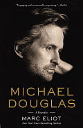 Michael Douglas: A Biography Cover