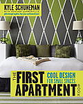 First Apartment Book Cool Design for Small Spaces