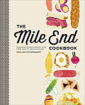 The Mile End Cookbook: Redefining Jewish Comfort Food from Hash to Hamantaschen Cover