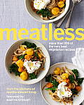 Meatless More Than 200 of the Very Best Vegetarian Recipes
