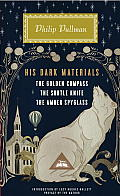 His Dark Materials: The Golden Compass, the Subtle Knife, the Amber Spyglass Cover
