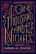 One Thousand and One Nights: A Retelling Cover