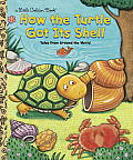 How the Turtle Got Its Shell (Little Golden Book Series)
