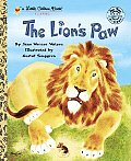 The Lion's Paw (Little Golden Book Series)