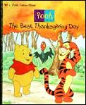 Pooh Best Thanksgiving Day