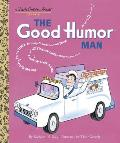 The Good Humor Man (Little Golden Book Series) Cover
